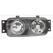 FRONT CLEAR FOG & SPOT LAMP PASSENGER SIDE LH (CLEAR LENS)