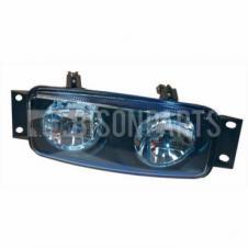 BLUE FOG & SPOT LAMP DRIVER SIDE RH (BLUE COLOURED LENS)