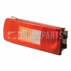 Volvo FH12, FH16, FM9, FM12 (2002 On) Rear Complete Lamp Assembly *C/W Number Plate Lamp - LH/NS
