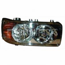 DAF LF45/55, CF65/75/85 (2001 on) 95XF/XF95/XF105 (1997 On) Headlamp *Manual Adjust - RH/OS *QTC Version