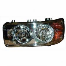 DAF LF45/55, CF65/75/85 (2001 on) 95XF/XF95/XF105 (1997 On) Headlamp *Manual Adjust - LH/NS *QTC Version