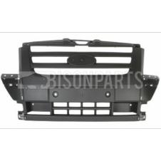 DARK GREY FRONT BUMPER CENTRE SECTION