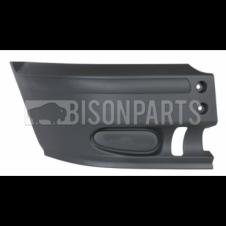 Ford Transit MK6 (2000-2006) Front Bumper Corner No Lamp Holes Driver Side (O/S)