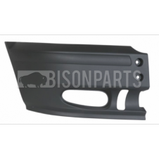 Ford Transit MK6 (2000-2006) Front Bumper Corner With Lamp Holes Driver Side (O/S)