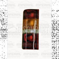 Ford Transit MK3 MK4 MK5 (1986-2000) Rear Lamp (Van Models) Passenger Side (N/S)