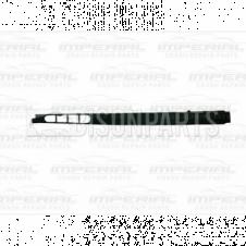 Ford Transit Connect (2009-2013) Front Bumper Spoiler Black Passenger Side (N/S)