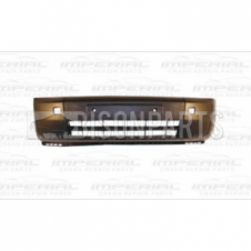 Ford Transit Connect (2006-2009) Front Bumper No Lamp Holes - Black