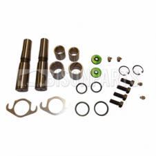 Iveco Zeta, Turbo Zeta Complete King Pin Kit (Axle Set) - Length 174mm x 27/37mm