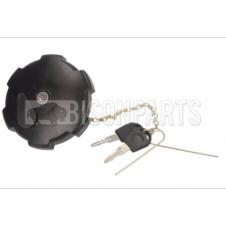 80MM PLASTIC LOCKING FUEL CAP