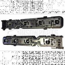 Ford Transit MK6 MK7 (2000-2014) Light Lamp Bulb Holder RH/LH X2 PAIR (STRAIGHT PINS)