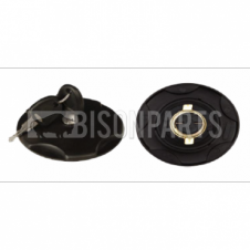 65/100mm Plastic Non Vented Locking Bayonet Tank Cap