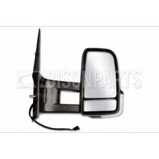 MERCEDES SPRINTER & VOLKSWAGEN CRAFTER HEATED & ELECTRIC LONG ARM MIRROR HEAD DRIVER SIDE RH
