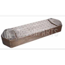 Scania 4 P R T BUS Series Oil Cooler (7 Layer oil cooler)