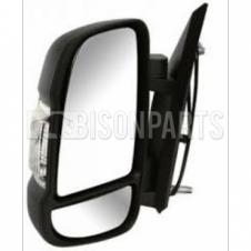 CITROEN, FIAT & PEUGEOT MIRROR HEAD PASSENGER SIDE LH
