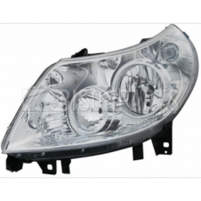 Citroen Relay / Peugeot Boxer /  Fiat Ducato Headlight With Load Levelling (2006 - 2014) LH/NS