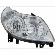 Citroen Relay / Peugeot Boxer /  Fiat Ducato Headlight With Load Levelling (2006 - 2014) RH/OS