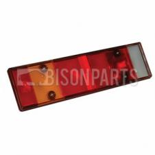 REAR COMBINATION LAMP LENS LH/NS or RH/OS