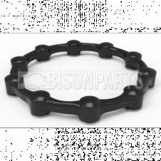 Safewheel Wheel Nut Retainer Black Sizes 24, 27, 30, 32, 33mm