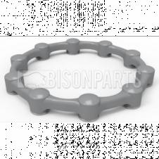 Safewheel Wheel Nut Retainer Grey Sizes 24, 27, 30, 32, 33mm