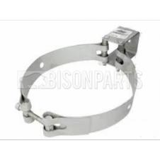 SILENCER FASTENING STRAP CLAMP