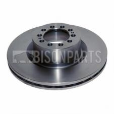 FRONT BRAKE DISC FITS RH OR LH
