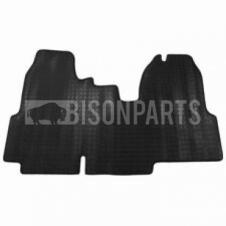 Ford Transit MK7 RUBBER TAILORED FLOOR MAT (1 PIECE)
