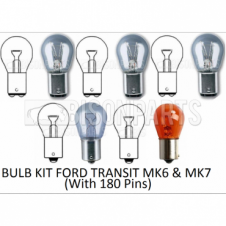 PANEL VAN REAR LAMP BULB HOLDER KIT FITS RH OR LH
