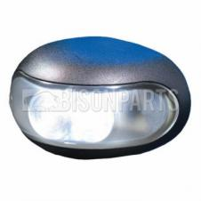 MARKER LAMP CLEAR LED 10-33v