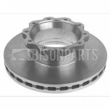 MAN LE, TGL & TGM 2000-2013 REAR BRAKE DISC
