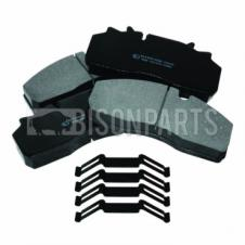 DAF LF55 & RENAULT MIDLUM BRAKE PAD SET & FITTING KIT