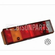 DAF & RENAULT REAR COMBINATION LAMP DRIVER SIDE RH