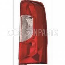 CITROEN NEMO, FIAT FIORINO, QUBO & PEUGEOT BIPPER 2008 ONWARDS (TAIL GATE DOOR VERSION) REAR LAMP RH
