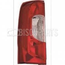 CITROEN NEMO, FIAT FIORINO, QUBO & PEUGEOT BIPPER 2008 ONWARDS (TAIL GATE DOOR VERSION) REAR LAMP LH