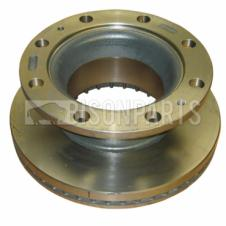 IVECO EUROCARGO (1991 - 2006) FRONT & REAR BRAKE DISC
