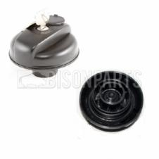 IVECO EUROCARGO & STRALIS PLASTIC & LOCKING FUEL CAP 60MM