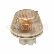 CLEAR STEPWING SIDE REPEATER LAMP FITS RH OR LH
