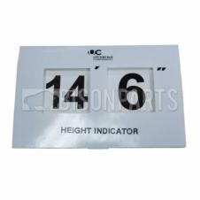 HEIGHT INDICATOR (VINYL / IMPERIAL)