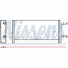 VOLVO F10-F12-F16 (85-) HEATER / HEAT EXCHANGER
