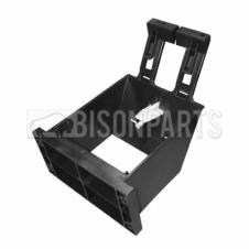HEAVY DUTY WHEEL CHOCK HOLDER PLASTIC (SINGLE)