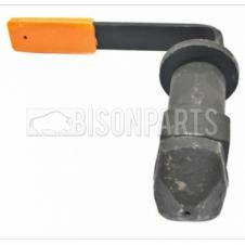 TRAILER CONTAINER TWISTLOCK RETRACTABLE LEVER REPLACEMENT CENTRE