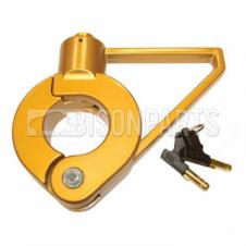 TRAILER KING PIN LOCK (SAME KEYS)