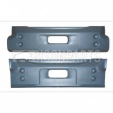 PLASTIC FRONT BUMPER CENTRE SECTION