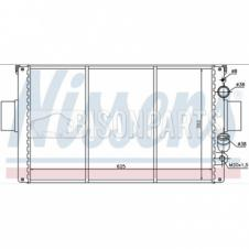Radiator to suit IVECO DAILY (1989 -) 625 x 382 x 36