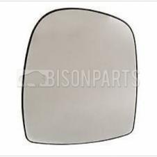 NISSAN PRIMASTAR, RENAULT TRAFIC & VAUXHALL VIVARO MANUAL MIRROR GLASS HEATED LH