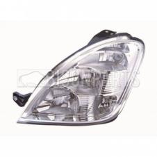 IVECO DAILY 2006 - 2012 FRONT HEADLAMP / HEADLIGHT LH