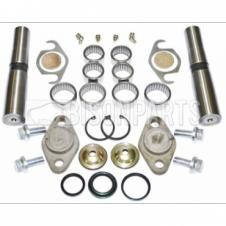 IVECO EUROCARGO COMPLETE KING PIN KIT (AXLE SET) - Length 178mm x 28mm