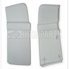 REAR UPPER SIDE FAIRING PANEL PASSENGER SIDE LH