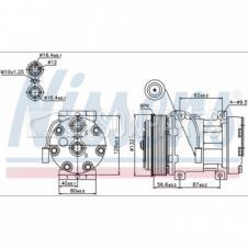 RENAULT RVI MAGNUM (2004 -) Compressor