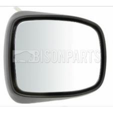 WIDE ANGLE MANUAL MIRROR HEAD FITS RH OR LH