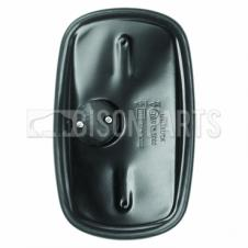 SCANIA R93, 113 & 143 (10/1981 - 12/1996)  Kerb / Roof Mirror Door Frame 24Volt Heated Ø14 - 20mm